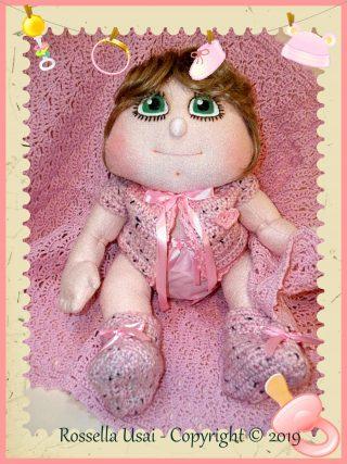 Soft Sculpture Baby