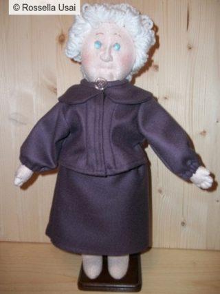 Cartamodelli bambole di stoffa