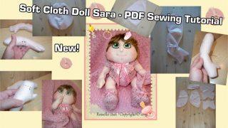 Soft Sculpture Baby Doll Pattern
