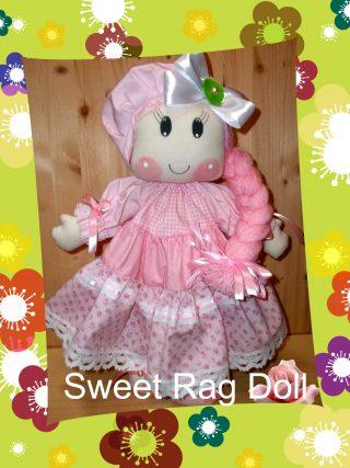 DIY doll pattern