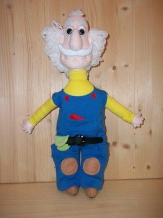 f6986eec9fd Il Nonno Joe Tutorial e Cartamodello fai da te, Dollmaking Tutorial