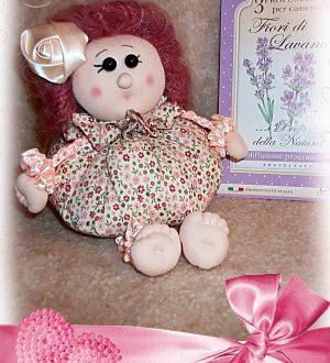 Tutorial bambola profuma biancheria alla lavanda