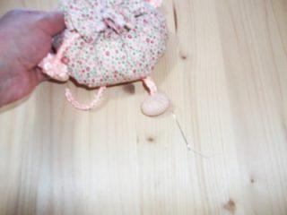 Tutorial bambola profumata