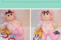 Bambola neonata per contatto visivo ed emozionale nel bambino