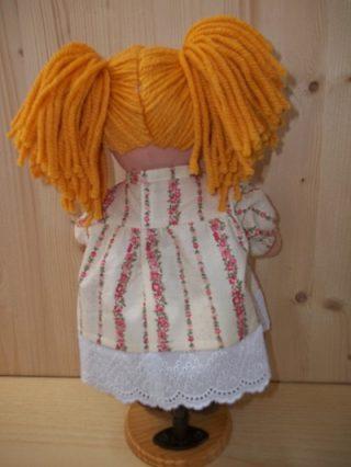 Cartamodello abito bambola da ricamare